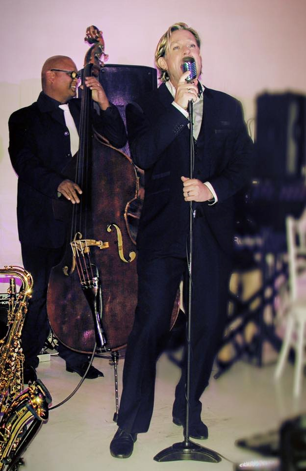 Ike Moriz Top wedding singer quintet live at vineyard hotel function corporate event music
