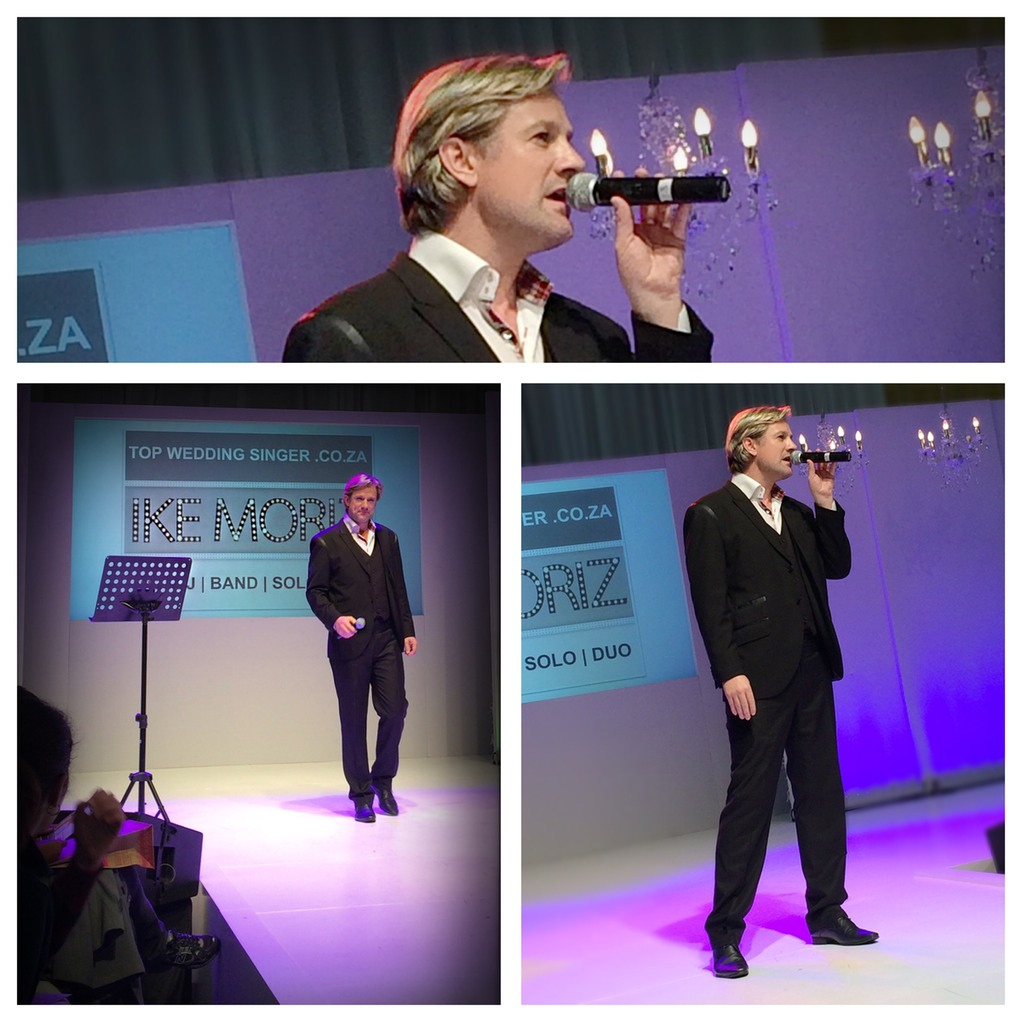 Master of ceremonies MC Ike Moriz Top Wedding Singer