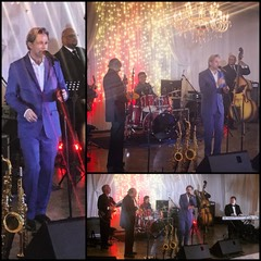 Ike Moriz swing band sextet jazz latin pop wedding entertainment live at Molenvliet Estate Stellenbosch Wedding Concepts Ivayla Javier Quando
