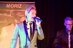 Caledon Ike Moriz Top Wedding Singer corporate entertainment crooner singer quartet swing band jazz Sinatra Bublé live show hot springs hotel spa